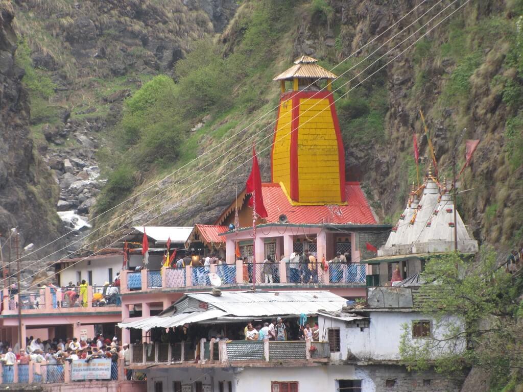 Chardham Yatra - Yamnotri Dham