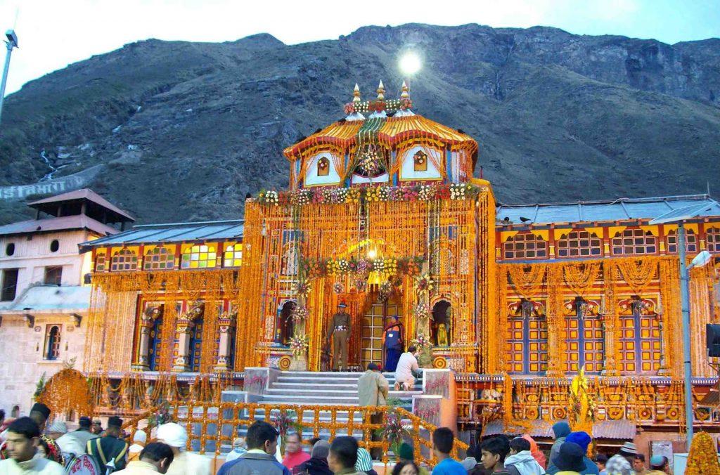 Chardham Yatra - badrinath Dham