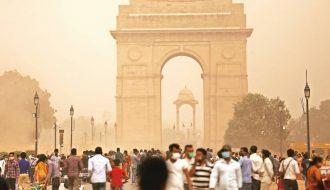 Delhi Lockdown imposed