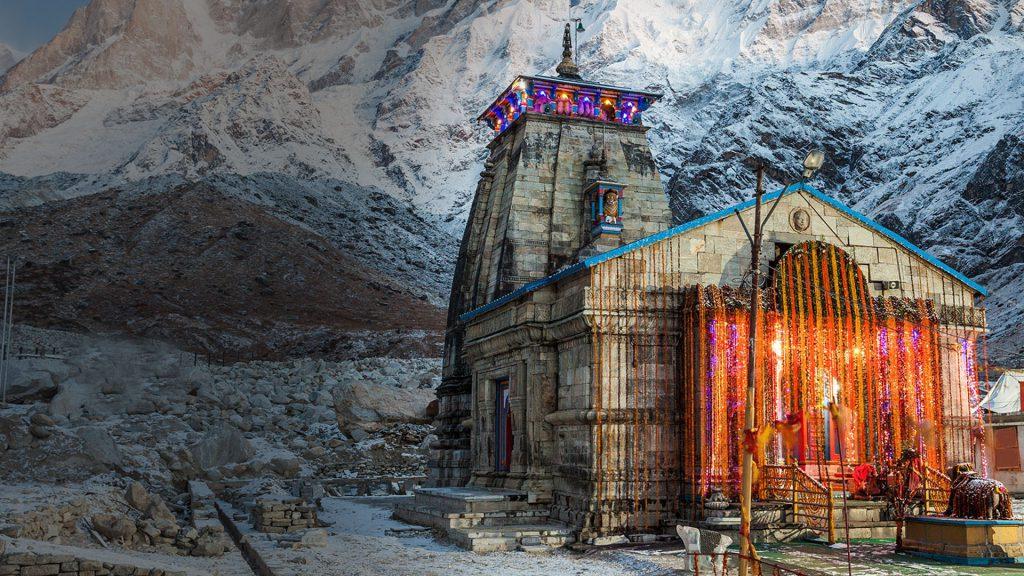 Chardham Yatra - Kedarnath Dham
